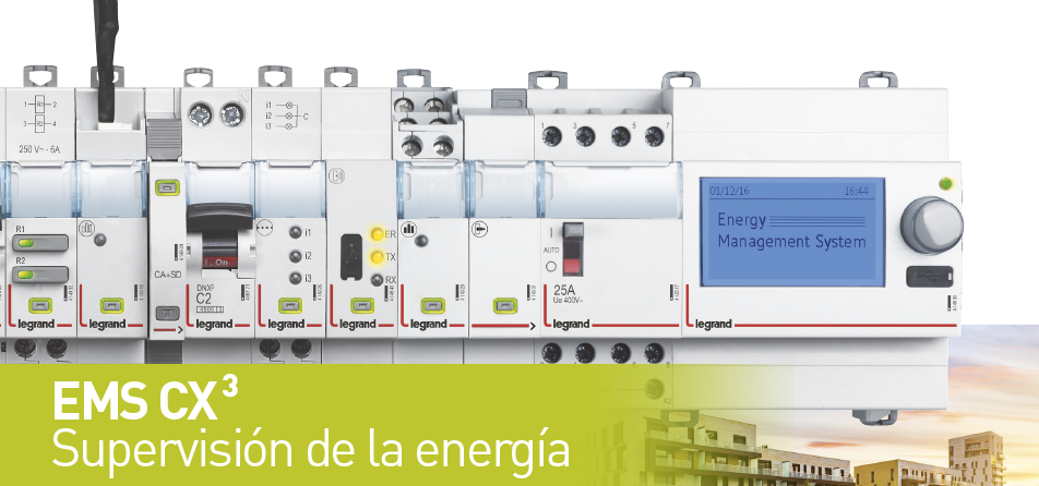 EMS CX3 (ENERGY MANAGEMENT SYSTEM)